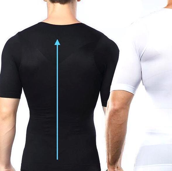 on sale e6851 f871b Posture Shirt - Haltungskorrigierende Kleidung Posture T ...